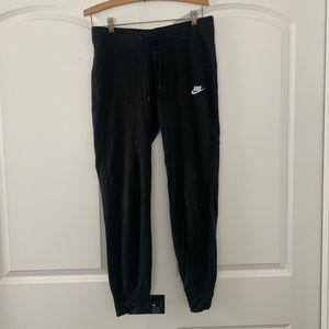 Black Nike Slim Fit Jogger